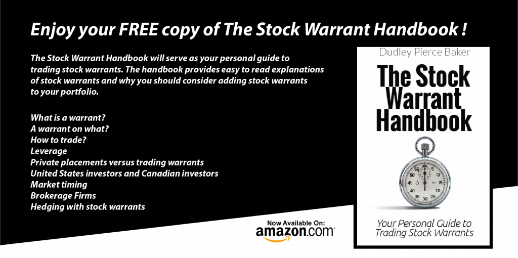 Features of a Stock Warrant