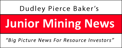 Big Picture News for Resource Investors